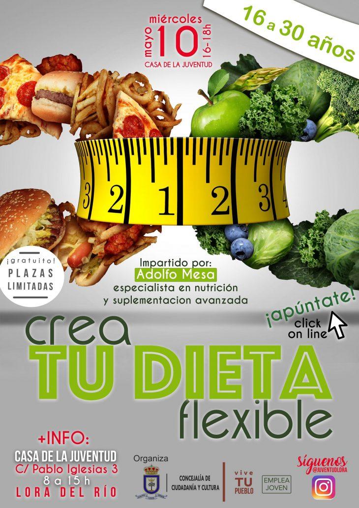 Crear tu dieta