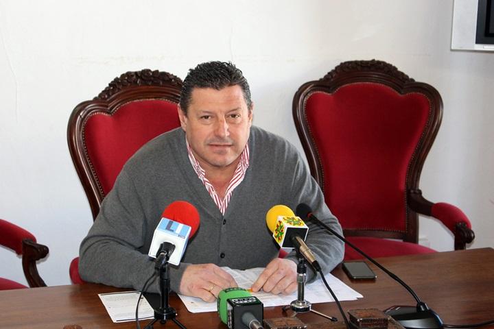 Eloy Tarno Concejal de Hacienda