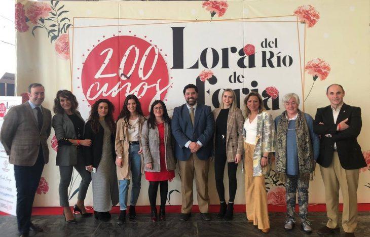 ef0e12775 Promoción del 200 Aniversario de la Feria de Lora en SIMOF'19 - Lora ...