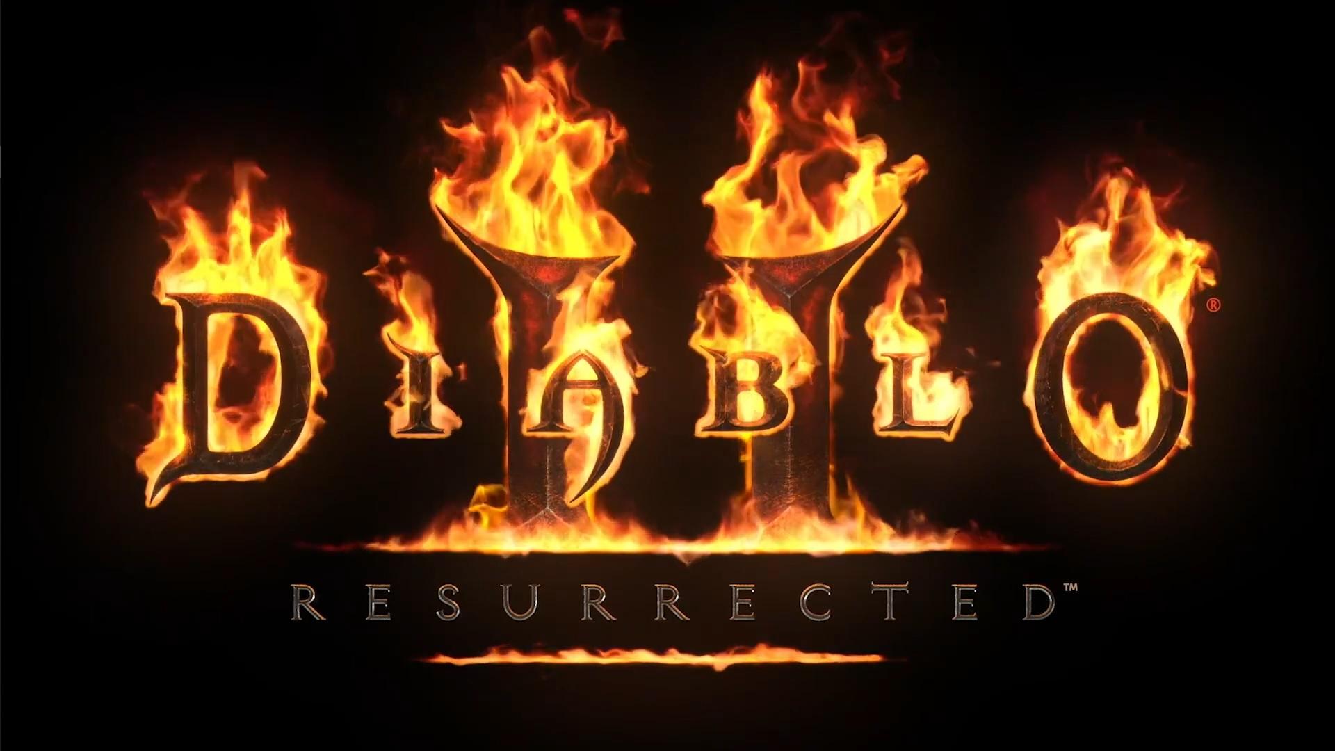 Diablo 2 resurrected tendrá una remasterización este año