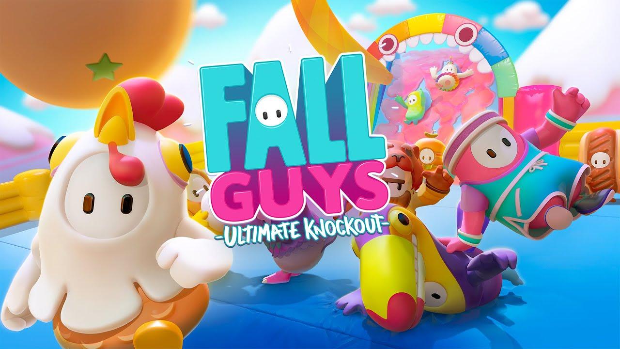 Fall Guys llega a Xbox en Verano