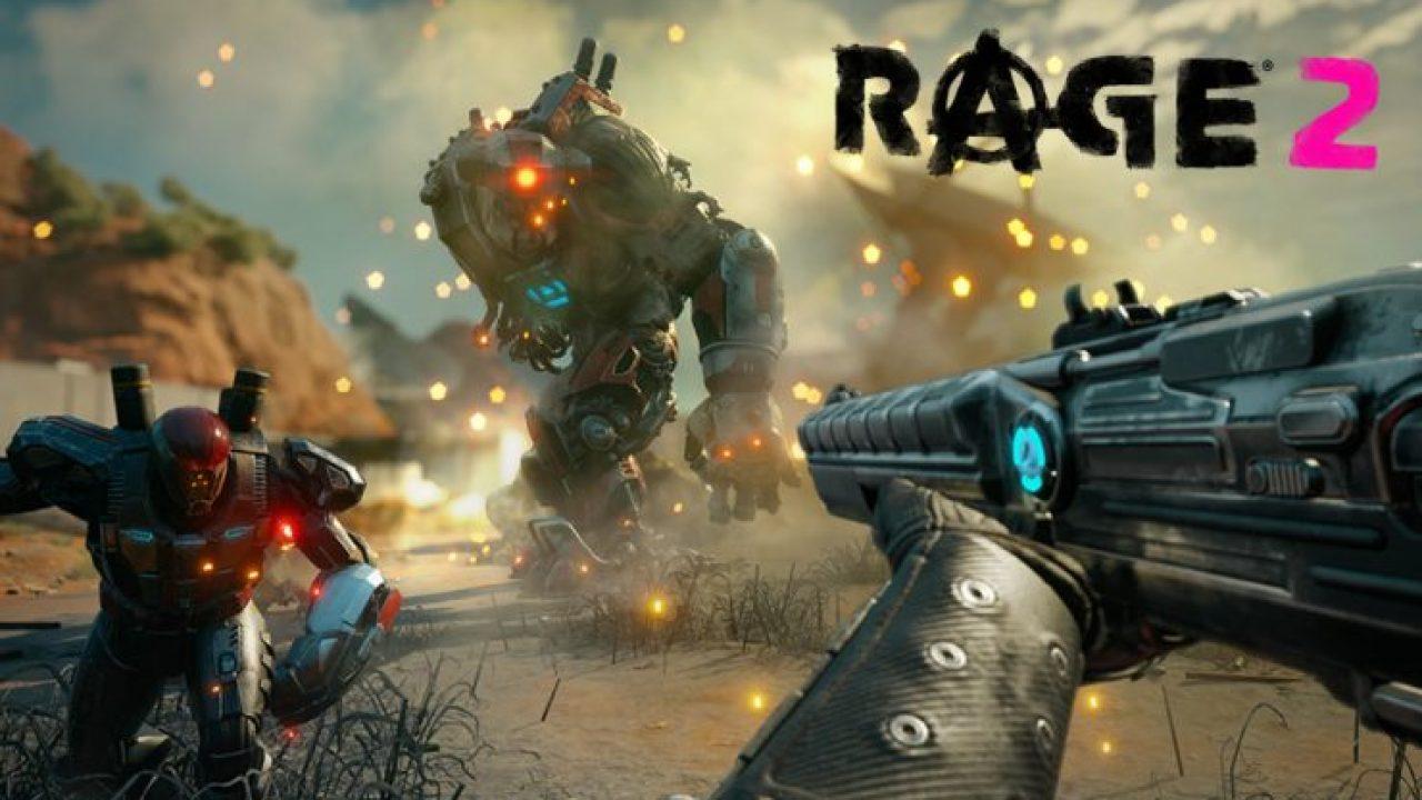 Rage 2 y Absolute Drift gratis en la Epic Store