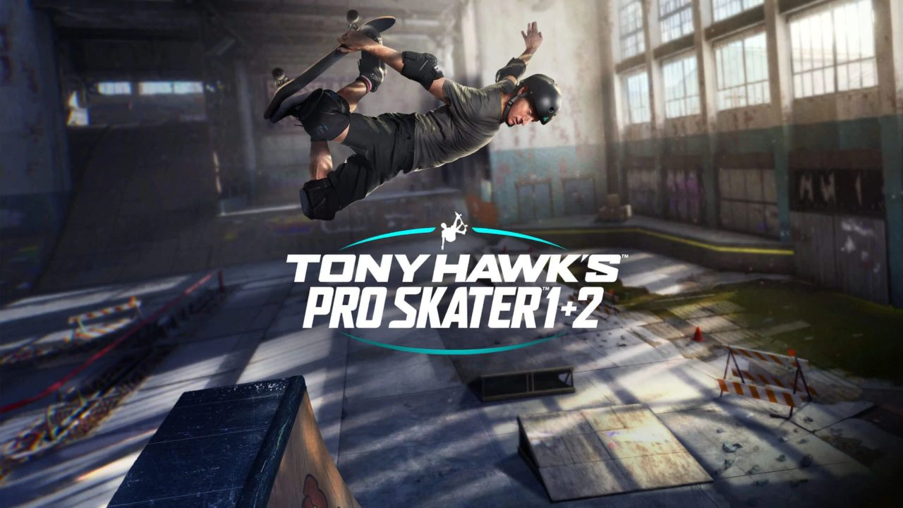 Tony Hawk's 1 +2 trailer de lanzamiento