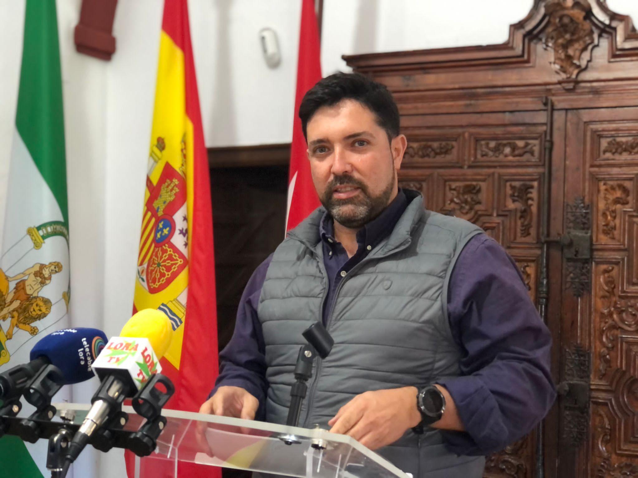 Antonio Enamorado Rueda de Prensa
