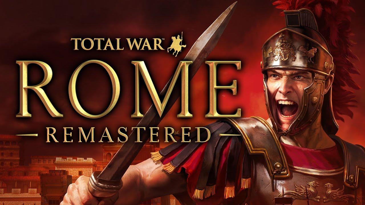 Total War: Rome Remastered llega el próximo mes de abril